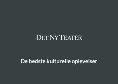 Det Nye Teater i Kbh.